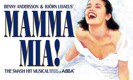 Mamma Mia! on Broadway, NYC