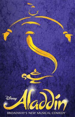 Aladdin the Musical, NYC