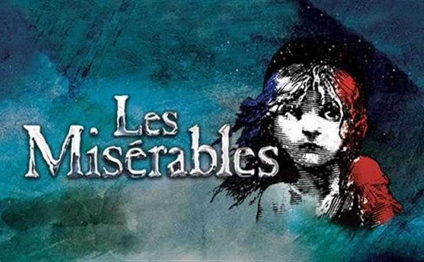 Les Miserables the Broadway Musical, NYC