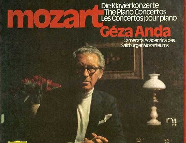 DE DGG 2720 030 アンダ・ゲーザ カメラータ・アカデミカ・ザルツブルグ・モーツァルテウム モーツァルト・ピアノ協奏曲全集
