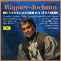 GB DGG 2740 149 オイゲン・ヨッフム フィッシャー=ディースカウ ドミンゴ ベルリン・ドイツ・オペラ管 ワーグナー・ニュルンベルクのマイスタージンガー(全曲)