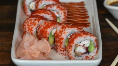 The Dragon Roll