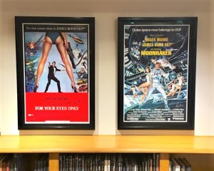 Bond Smaller posters