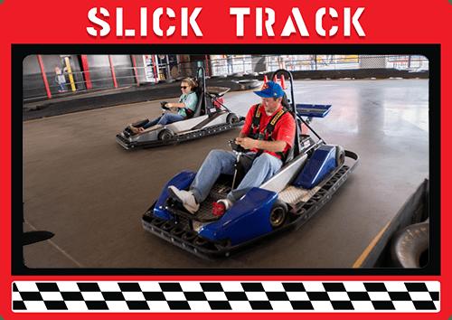 Go Kart Tracks