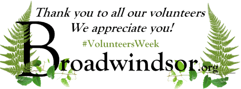 #VolunteersWeek