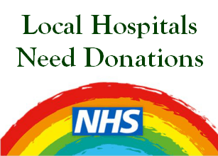 Donations Needed For Dorchester & Yeovil Hospitals