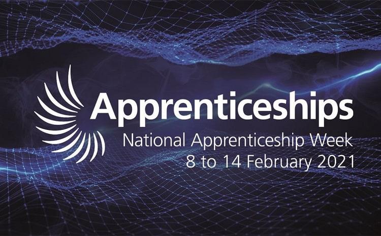 It's National Apprentice Week!