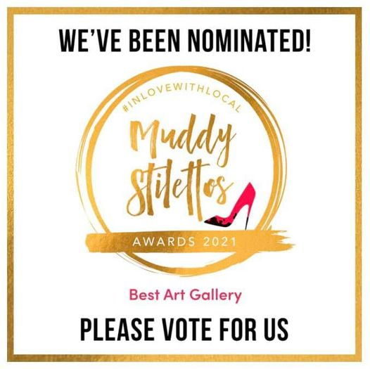 Local Gallery Nominated For Award