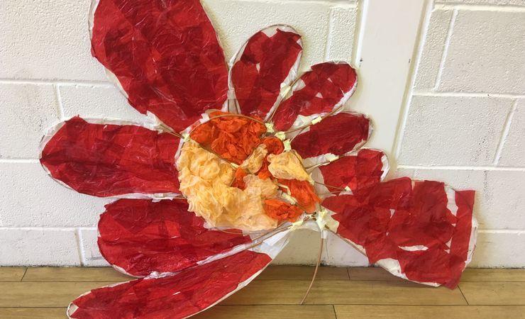 Artreach Children's Projects At Halstock