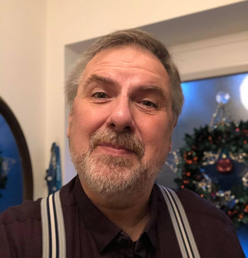 A Poet In Residence In The Village – Peter Roe