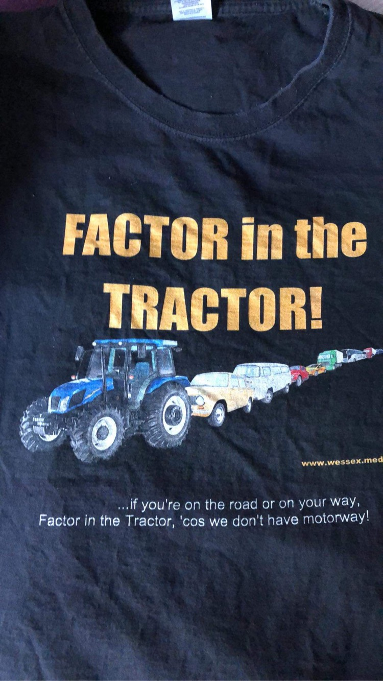Factor In The Tractor