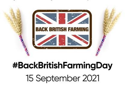 Back British Farming Day – Wednesday, 15th September