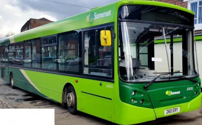 6/6A Bus Timetable Now Gets Yeovil Students Home