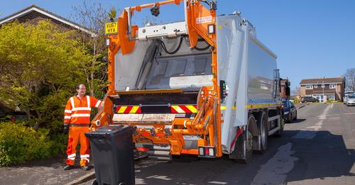 Cllr. Simon Christopher's Report On Waste Management – Sept 21