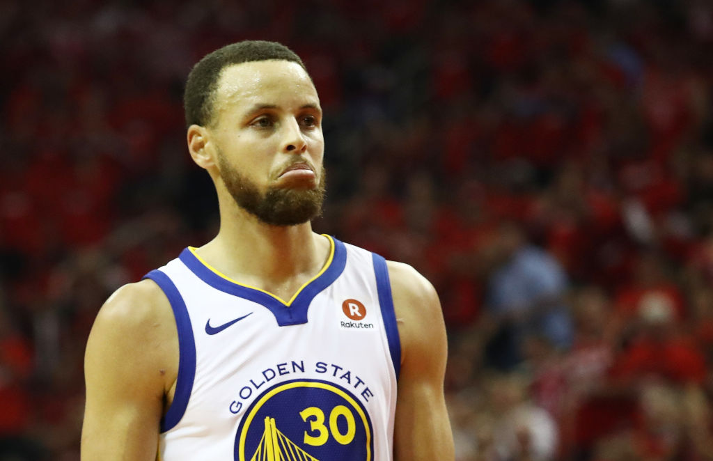 Colin Cowherd Says Steph Curry Is 'Completely Disrespected' And Is One Of Three Players To Ever Change The Game