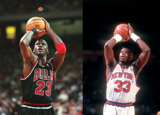 The Time Michael Jordan Twisted Patrick Ewing's Neck By Wrestling Before A Big Game