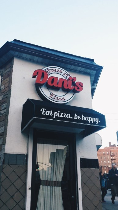 Dani's Pizzeria is home of the pesto slice and their infamous sweet sauce. Not to mention, their pies are larger than your normal large. Don't play yourself. Stop here if you're ever in Kew Gardens, Queens.