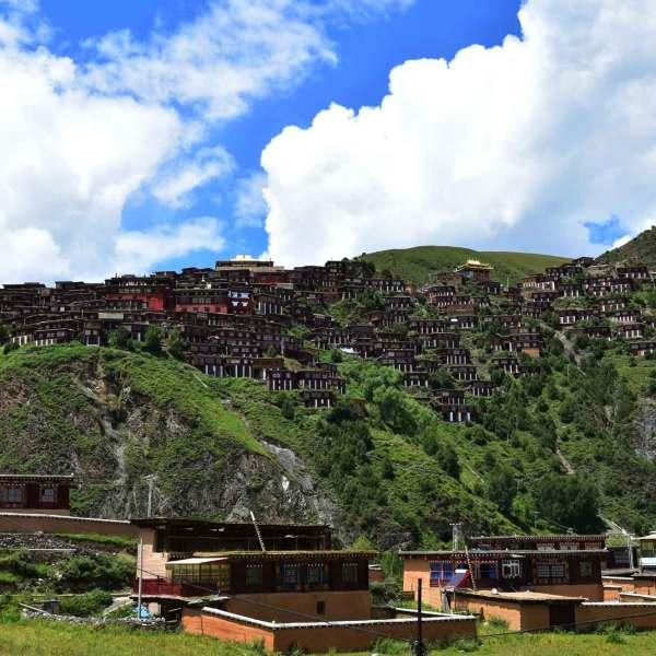 Dzongsar Monastery