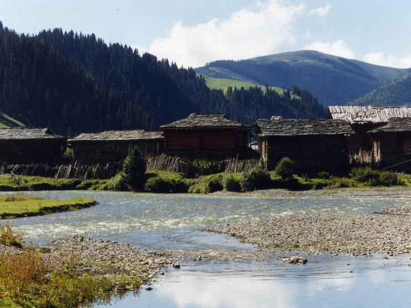 Larima-houses