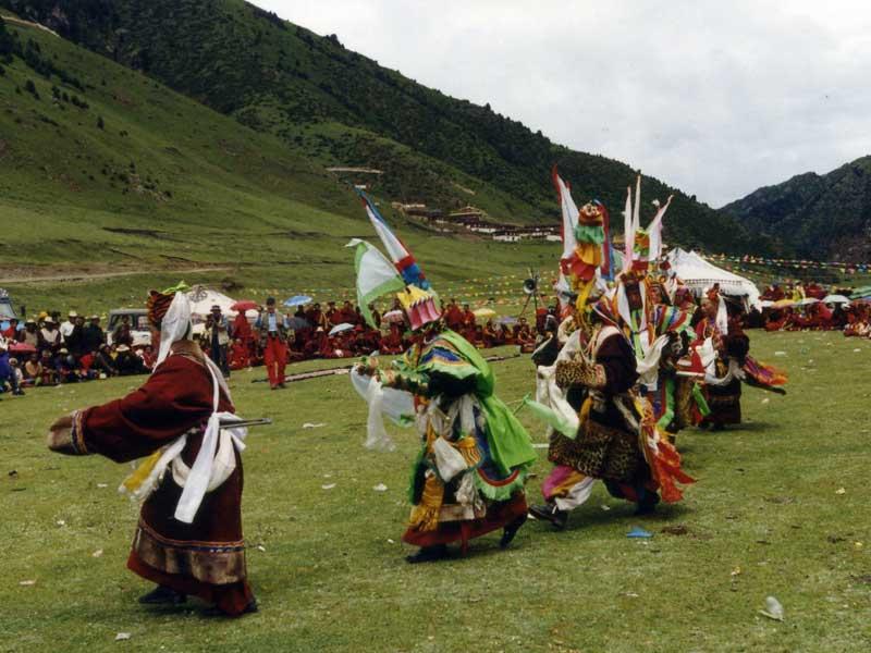 Shechen-gesar-festival