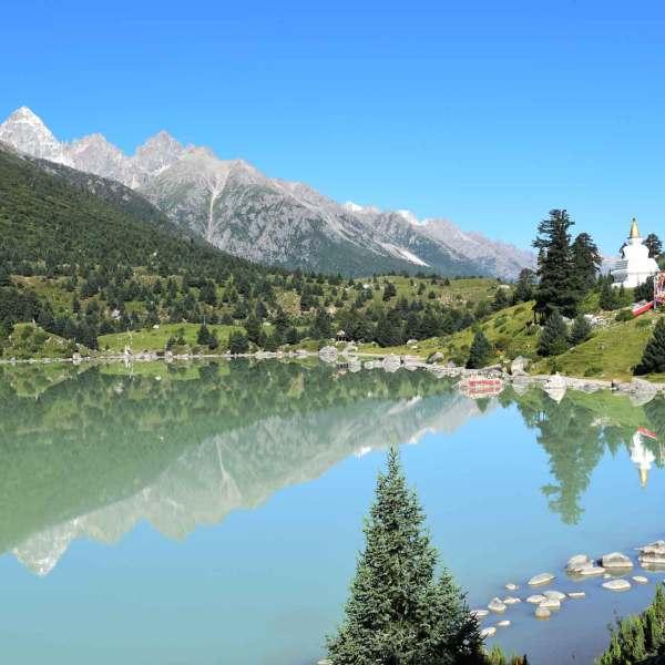 Xinlu lake