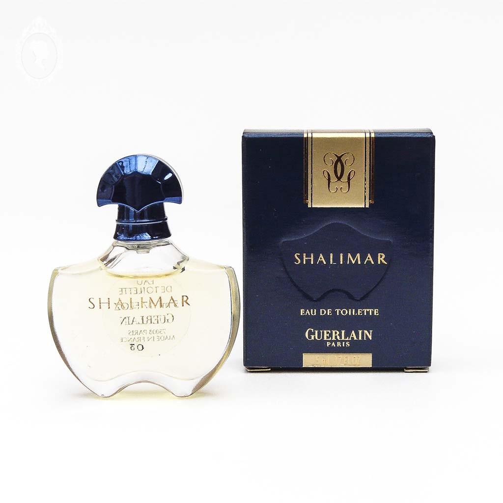Guerlain De Shalimar 5 Ml Miniature Toilette ⋆ Neuf Eau Chic Parfum Brocante PkZXuiO