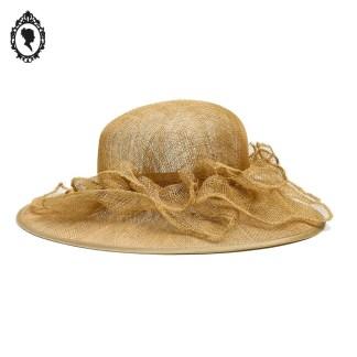 mariage à chapeau, chapeau vintage, chapeau sisal, chapeau chic, chapeau femme, chapeau élégant, chapeau paille, chapeau cuivré, chapeau roux, , chapeau femme orangé, chapeau sisal, sisal, chapeau fibres naturelles, chapeau paille, chapeau fête, chapeau cocktail, chapeau taille M, chapeau M, chapeau beige cuivré, chapeau 56, taille femme, chapeau femme, chapeau cérémonie, chapeau fête, chapeau soirée, chapeau décoration, chapeau déco, chapeau décoration, chapeau neuf, chapeau neuf vintage, tour de tête 56, chapeau 56 cm, chapeau Boyer, Boyer, chapeaux Boyer,