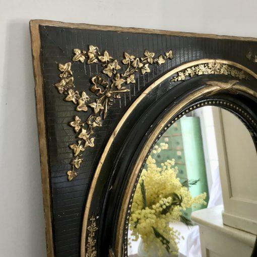 miroir ovale napoleon iii