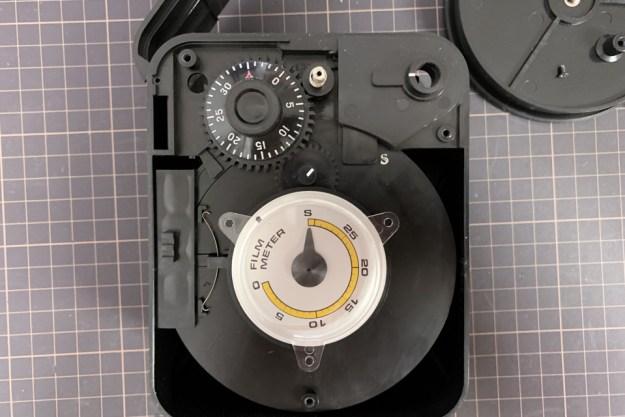 フィルムローダー改造の注意点