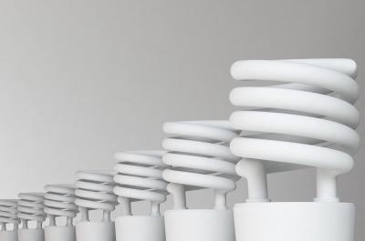 fluorescent bulbs
