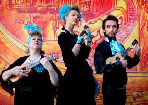 The Martini Encounter singers