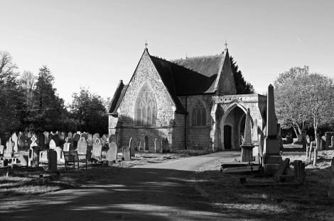 Ladywell Cemetery Chapel