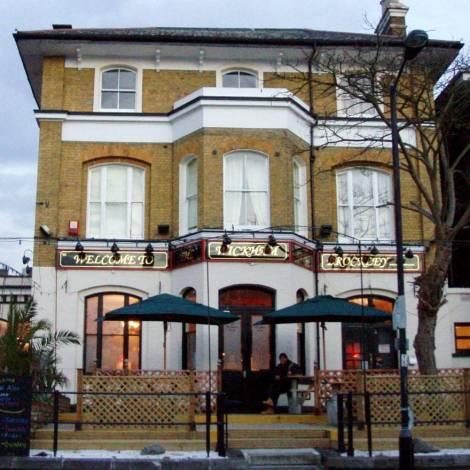 Wickham Arms - Brockley