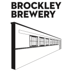 Brockley Brewery - White logo