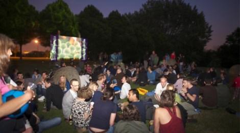 Brockleywood Nights - open air film night