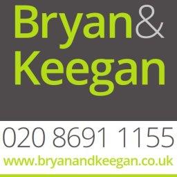 Bryan & Keegan - Contact Logo