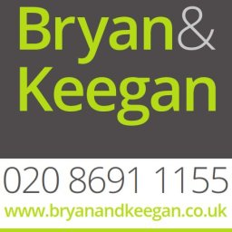 Bryan & Keegan - Contact Logo