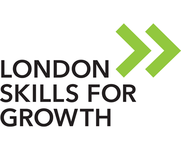 London Skills For Growth Logo