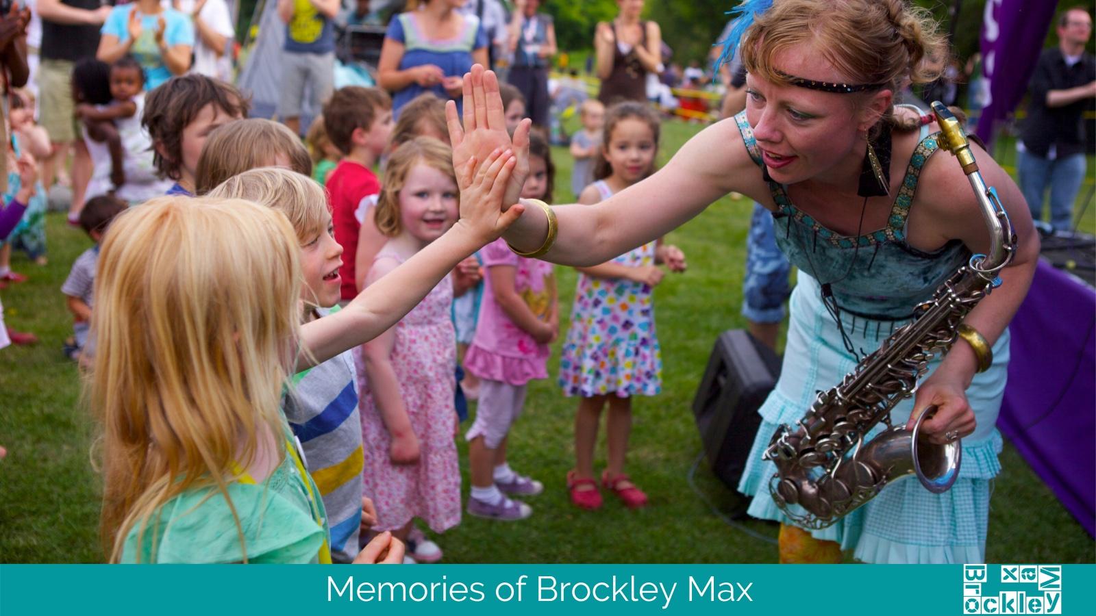 Memories of Brockley Max