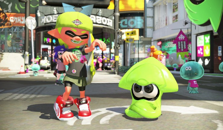 Splatoon 2s Winter Update Has Me Really Excited To Return