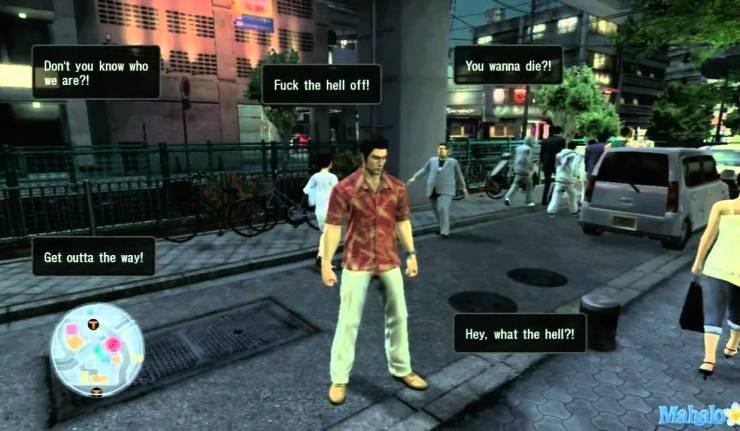 Yakuza 3 In Full HD Sure Looks Good - Brockstar Gaming