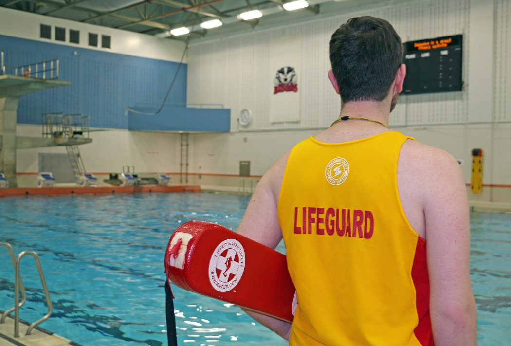 Brock Hosting National Lifeguard Championships This