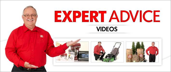 Expert Advice Videos Banner