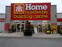 Home Hardware Brockville Store Front