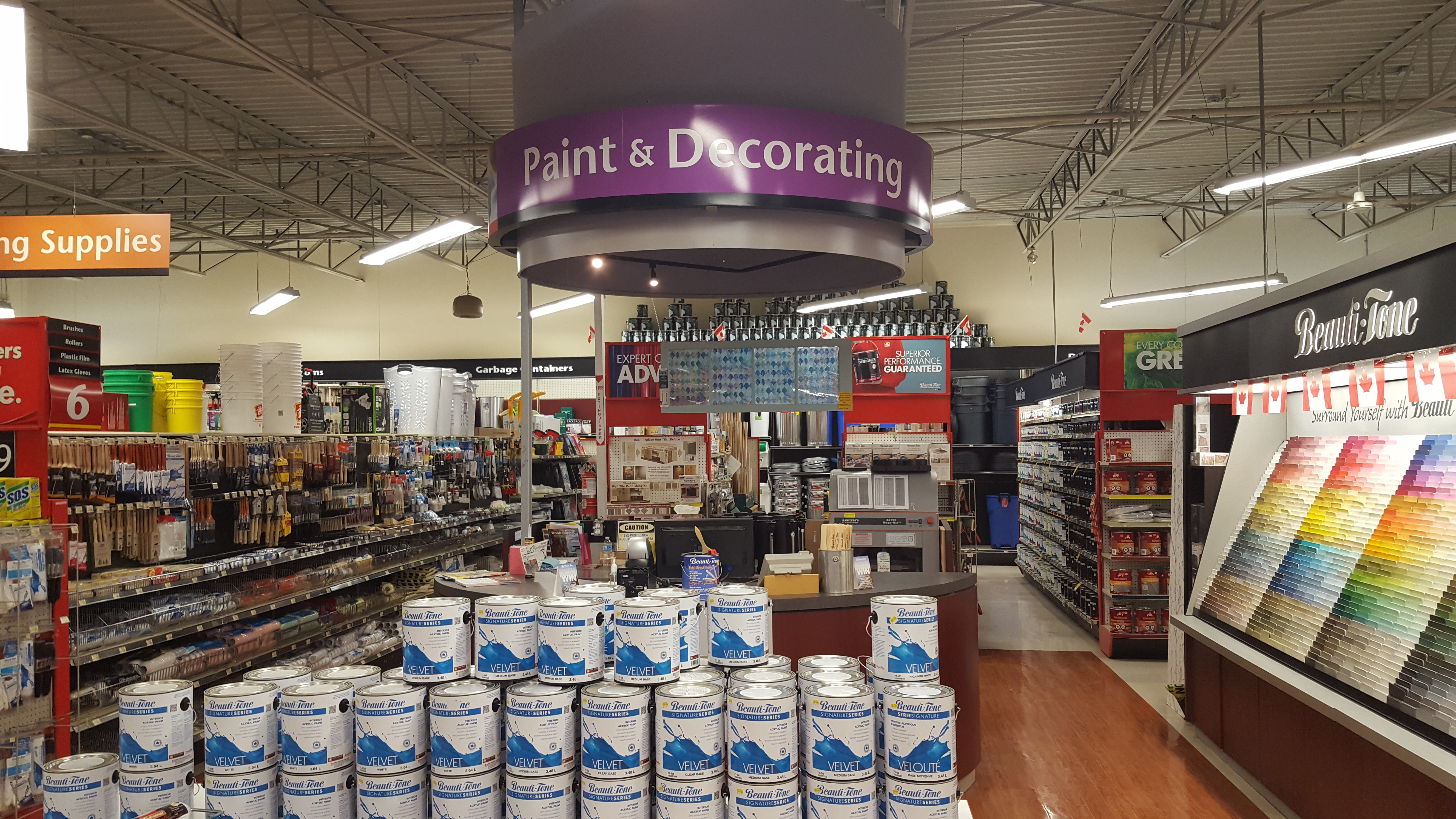 Paint and Sundries