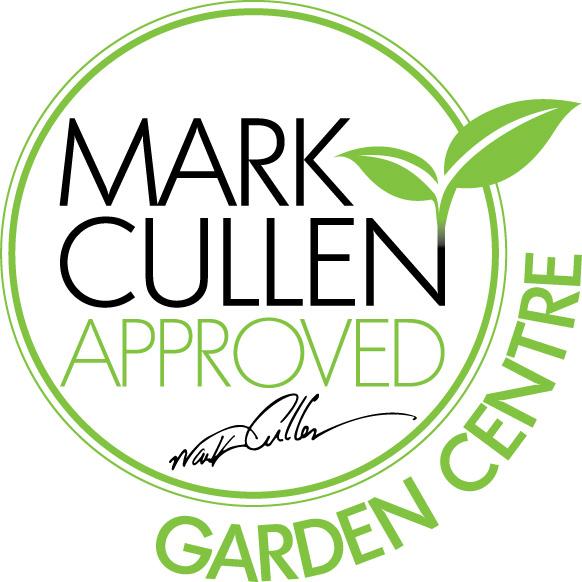Mark Cullen Approved Garden Centre Logo