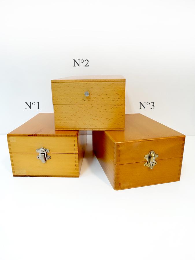 3 boites d archives et de rangement