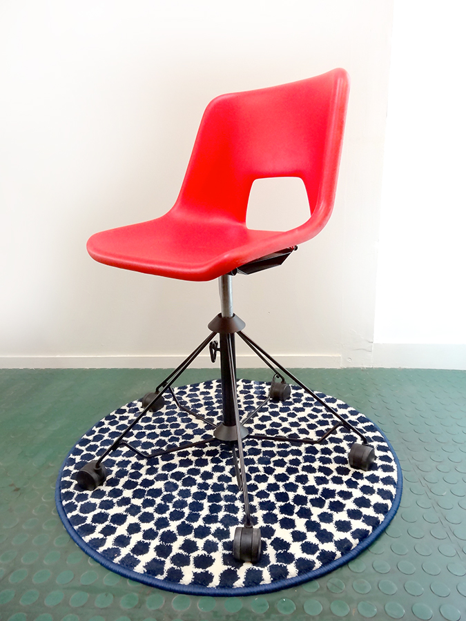chaise de bureau niels gammelgaard