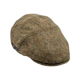 kaszkiet-harris-tweed-zolty