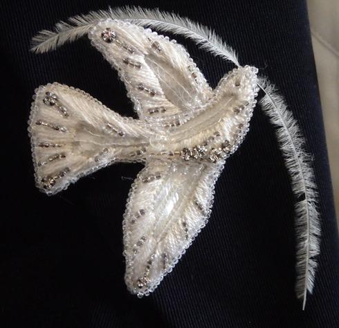 Broche Lesage couture-et-artstextiles